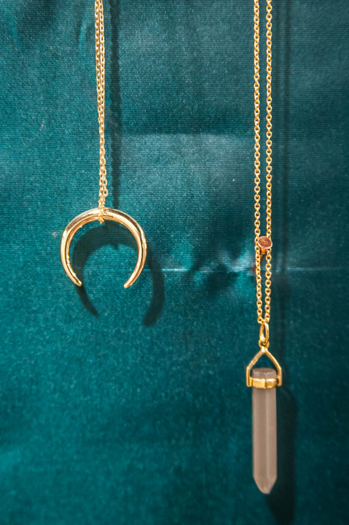 Gold Necklaces by Artifact Adventure in Adjectives Altamonte