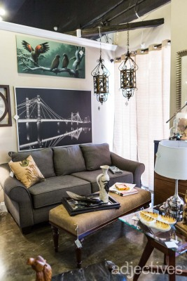 Eclectic Aesthetic at Adjectives Altamonte