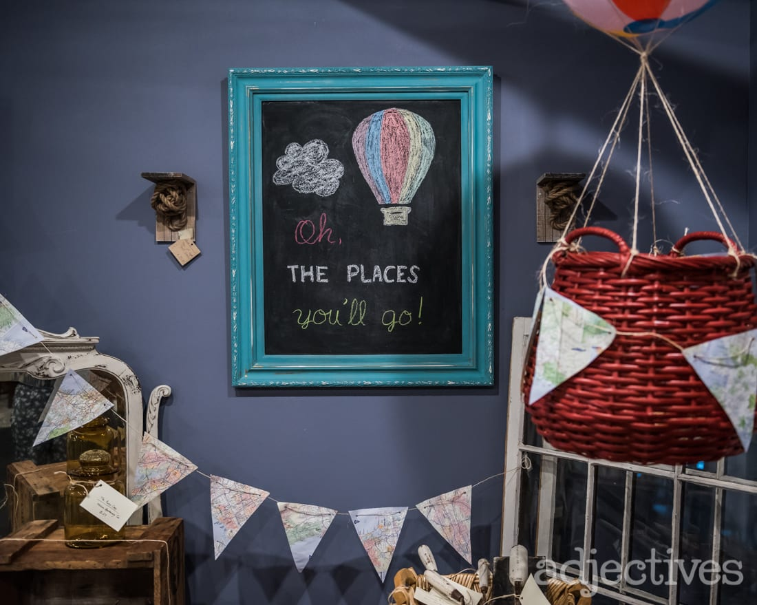 Oh the places we will go - adjectives-market-9329