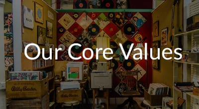 Adjectives Core Values