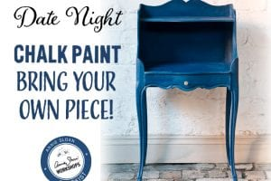 Bring Your Own Piece Workshop - Date Night