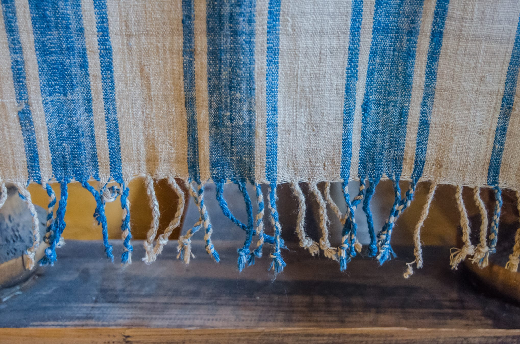 Sustainable Silk Table Runners