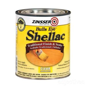 Zinsser's Bulls Eye Shellac Clear