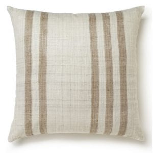 Peace Pillow by Sustainable Threads